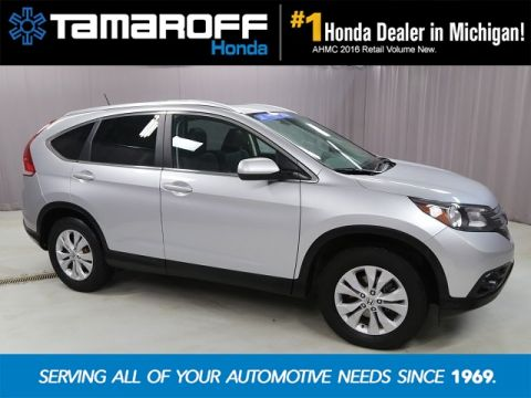 Certified Pre-Owned 2014 Honda CR-V EX-L  AWD