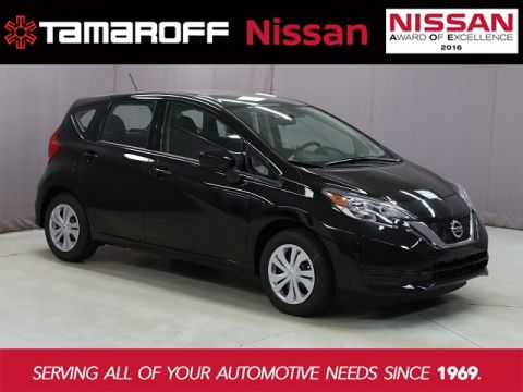 New 2017 Nissan Versa Note SV  FWD 4D Hatchback